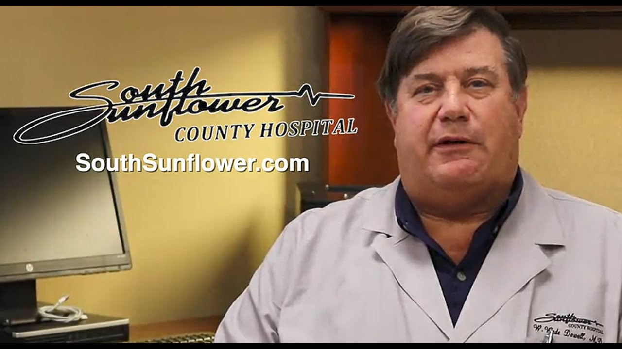 South Sunflower County Hospital - Your Hometown Hospital