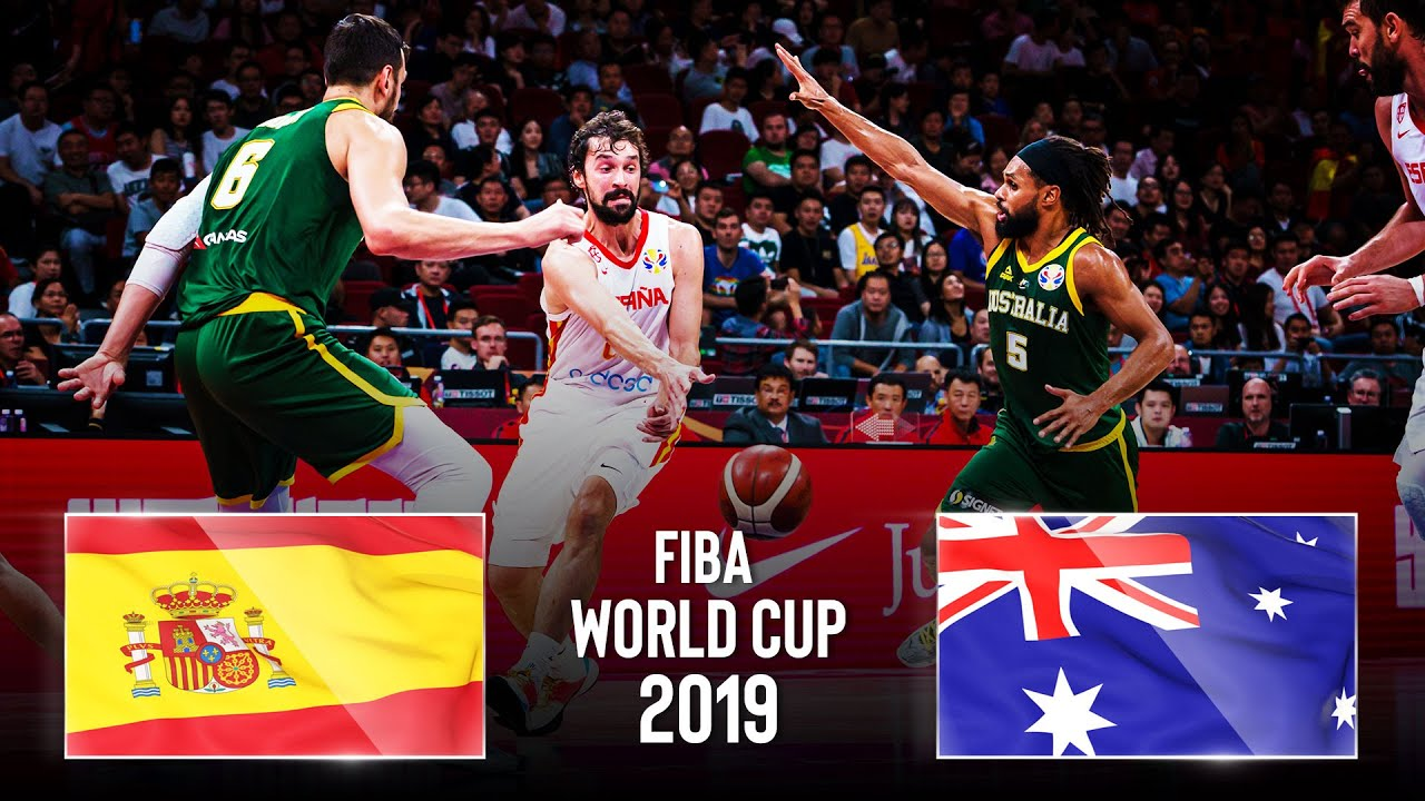 Spain 🇪🇸 v Australia 🇦🇺 | SEMI-FINAL | Classic Full Games