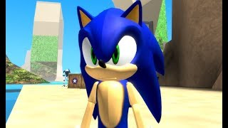 Sonic the Hedgehog 2006 (Sonic Roblox Fangame)