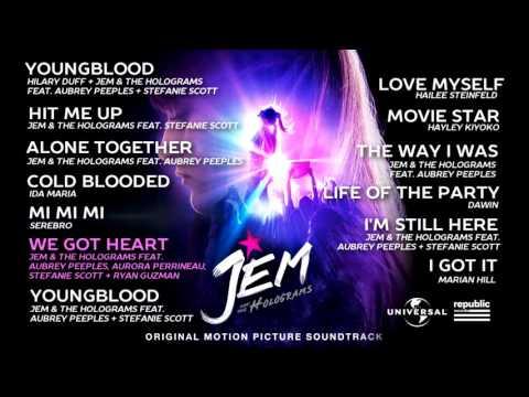 Jem And The Holograms - Original Motion Picture Soundtrack Sampler