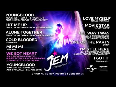 Jem And The Holograms  Original Motion Picture Soundtrack Sampler