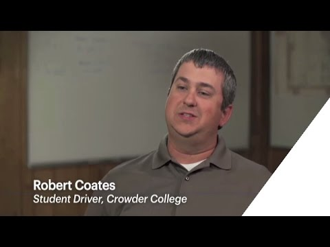 Crowder College Student Robert Coates Talks About the DriveCam Program ???| DriveCam Success Stories