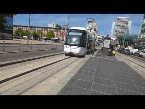 Paris Tram 5 (Tram-Bus)