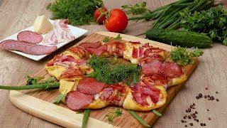 Пицца «Кольцо» - Рецепты от Со Вкусом