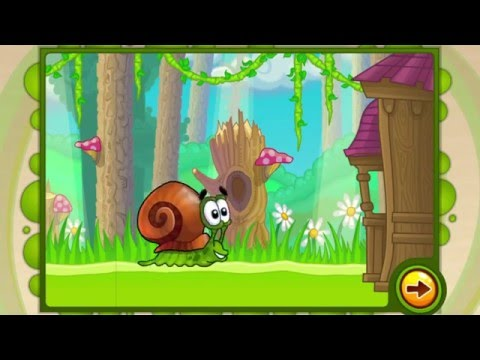 Snail Bob 2 Trailer (AppStore, Google Play and Amazon)