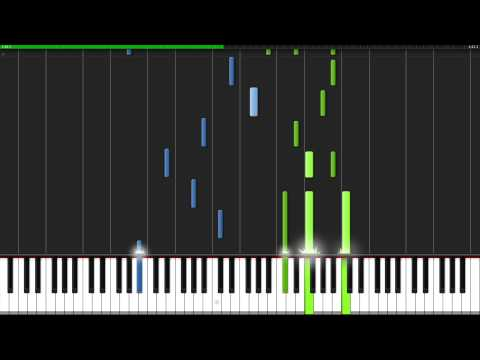 Kiss the Rain - Yiruma [Piano Tutorial] (Synthesia)