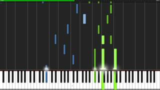 Kiss the Rain - Yiruma [Piano Tutorial] (Synthesia) - Stafaband