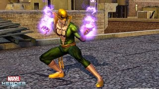 Iron Fist joins Marvel Heroes 2015