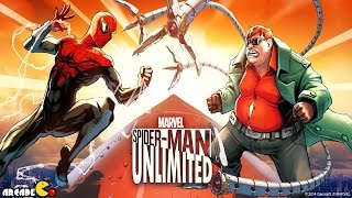 Spider-Man Unlimited Brings Issue 5: Doc Ock (By Gameloft) iOS/Android