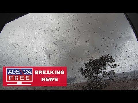 Explosive Volcano Eruption in Hawaii - LIVE BREAKING NEWS COVERAGE