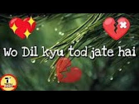 jo-dil-ke-pass-rahte-he-vo-dil-kyu-tod-jate-he-lovely-song-remix-by-dj-plus
