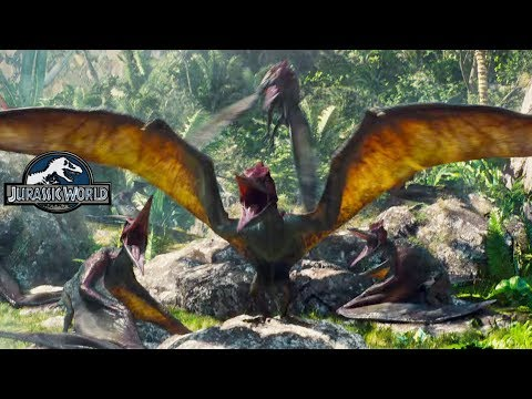 Download Youtube: How The Pterosaurs Ignited The Indoraptor's creation (Theory) | Jurassic World Fallen Kingdom |
