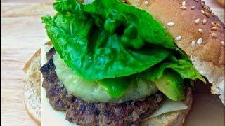 Hawaiian Hamburger - Todd's Kitchen