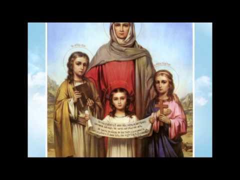 Православные святые. Развивающее видео для детей. Изучаем иконы Господа Бога, святых и ангелов.