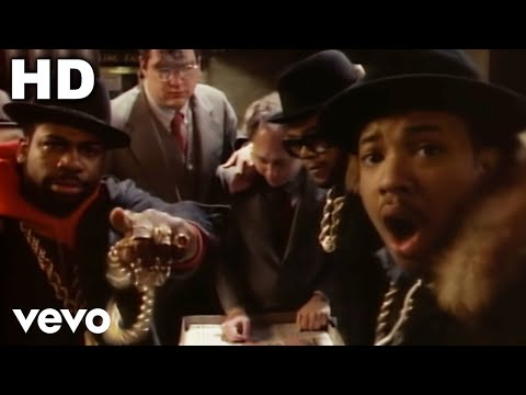 RUN-DMC - It's Tricky (Video) thumbnail