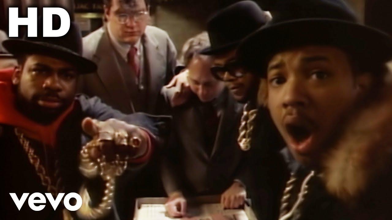 RUN-DMC - It's Tricky (Video) #1