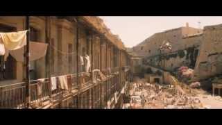 Война миров Z (2013) / русский трейлер / Зомби-хоррор с Брэдом Питтом смотреть онлайн