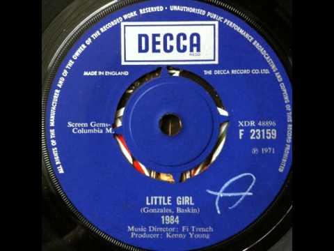 1984 - little girl 1971