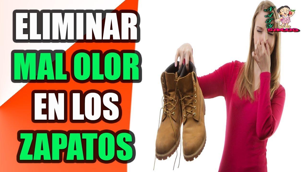 Como deshacerse de los malos olores en los zapatos 7 - Como eliminar los malos olores ...