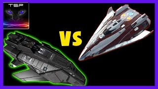 Elite Dangerous - Federal Assault Ship vs Fer De Lance (Best Fighters?)
