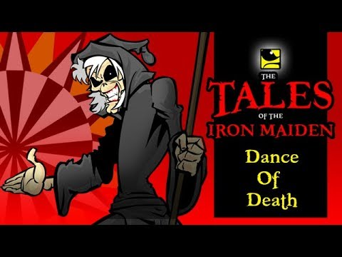 The Tales Of The Iron Maiden - DANCE OF DEATH