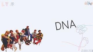 Video BTS (방탄소년단) - DNA [Lyrics Han|Rom|Eng Color Coded] download MP3, 3GP, MP4, WEBM, AVI, FLV April 2018