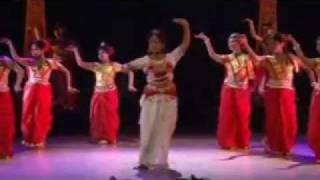 Shyama - Dance Drama  : Glimpses -  Part 1 by Debamitra Sengupta, Odissi Exponent, India