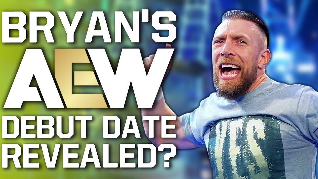 Daniel Bryan Possibly Signs With AEW, His Potential Debut Date