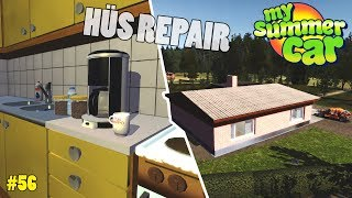 Coffee Machine - Fixing the House | My Summer Car