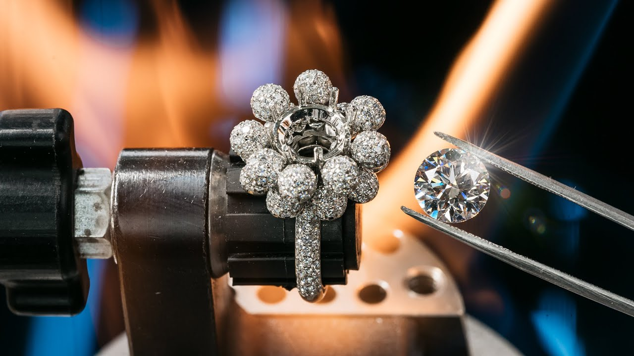 Not Your Ordinary Engagement Ring