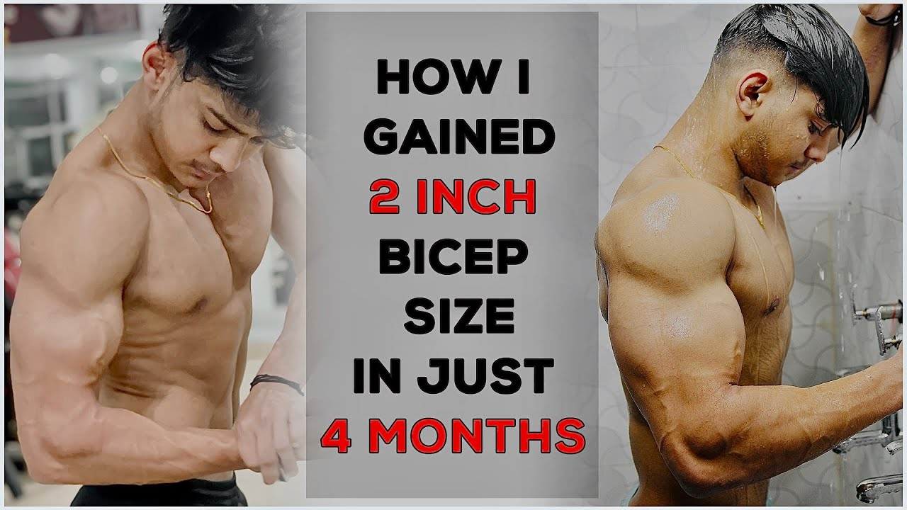 Download How I Gained 2 Inch Bicep Size During Lockdown | Arms Workout | Gaining Tips | Sehaj Zaildar