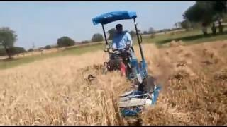 4WD Reaper Binder Bhopal 9893876633 , 9827625215
