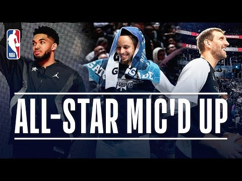 Best of Mic'd Up From All-Star Sunday thumbnail