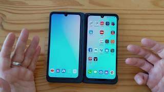 LG G8x ThinQ Dual Screen unboxing: a different take on the folding phone!