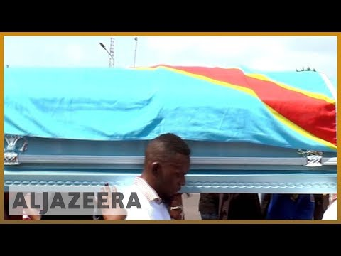 🇨🇩 DR Congo activist: Anti-Kabila protester shot dead | Al Jazeera English