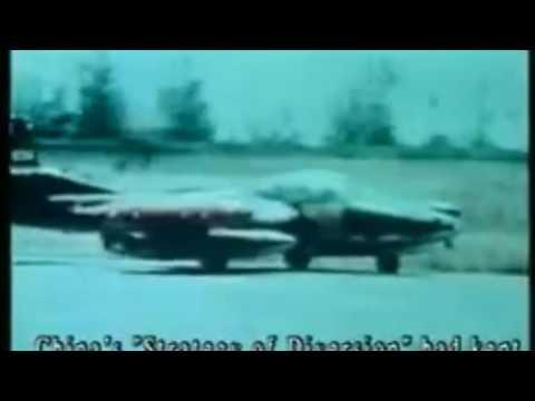 F-5, A-37 in Vietnam 1979