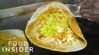 NYC's Best South Indian Food Is Hidden In A Temple Basement