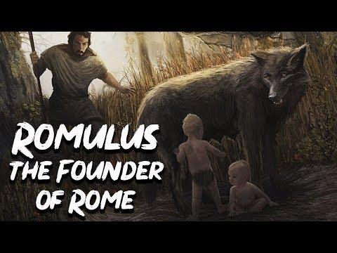 Romulus: The Founder of Rome - Mythology Dictionary - See u in History