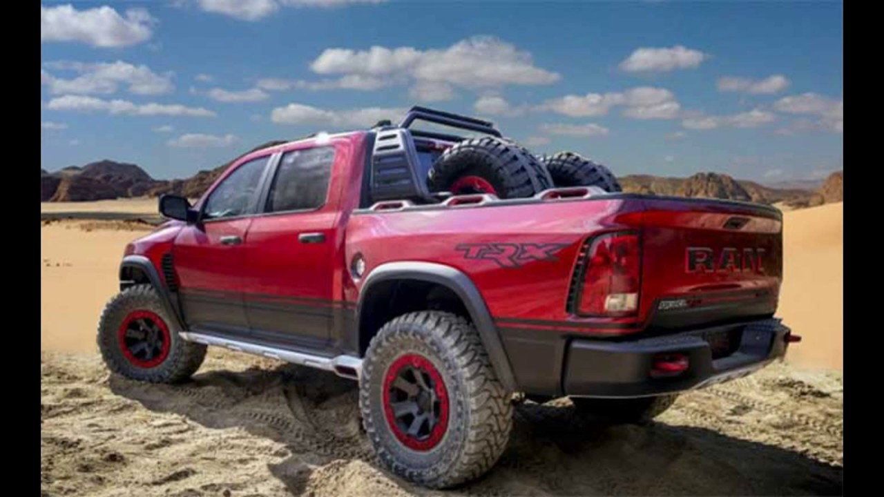 2018 Dodge Rebel >> The 2018 Dodge Ram Rebel Youtube