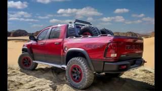 The 2018 Dodge Ram Rebel
