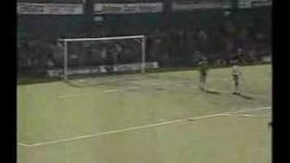 86/87 English soccer league - Goal highlights