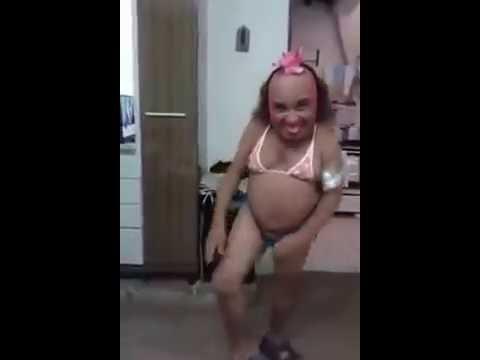 El baile mas gracioso del mundo