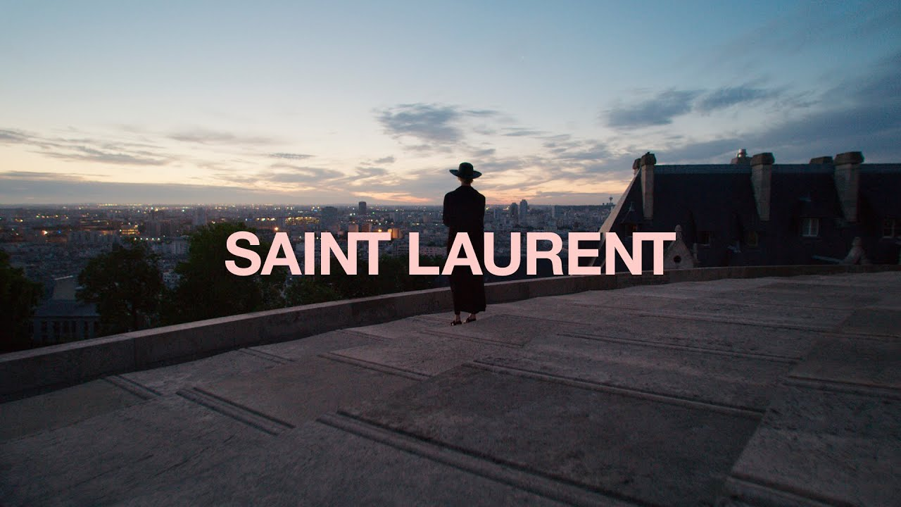 SAINT LAURENT - MEN'S SPRING SUMMER 2021