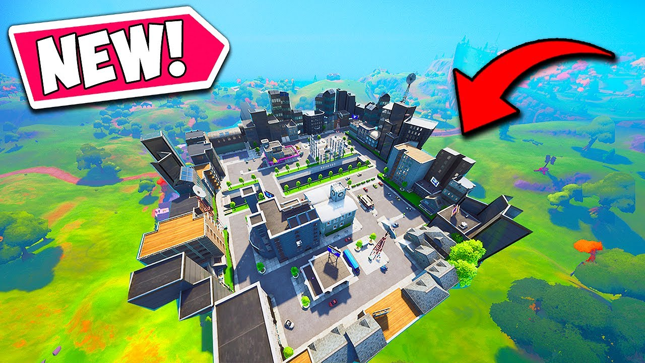*NEW* ELECTION DAY FORTNITE MAP IS HERE!! - Fortnite Highlights and Gameplay #1082