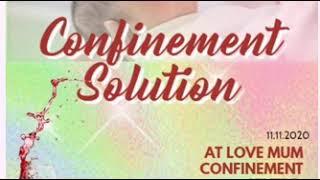 Confinement Solution, Love Mum Confinement Centre - Melaka