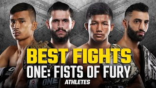 🔴 [Watch in HD] ONE: FISTS OF FURY Stars | Best Fights