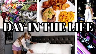 DAY IN THE LIFE | SUNDAY ROUTINE (ft. Home Chef)