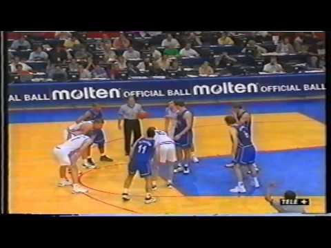 1999 Eurobasket Italy Vs Russia Quarterfinal