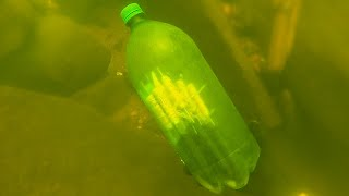 Found Death Wishes in a Bottle While Scuba Diving! (Voodoo)