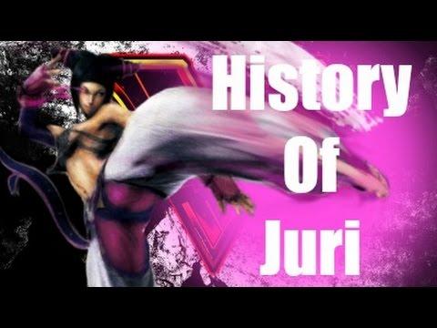 History Of Juri Street Fighter V